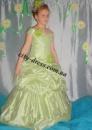 Прокатное нарядное детское платье П011