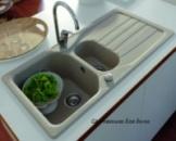 Мойка кухонная из искусственного камня Franke Calypso