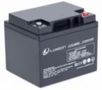 Аккумулятор AGM технологии LUXEON LX12-40MG (12В 40АЧ мульти гель)