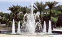 Насадка форсунка для фонтана Пенный гейзер из нержавеющей стали