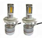 Светодиодные лампы UKC Car Led Headlight H4 33W 3000LM 4500-5000K
