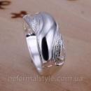 Tiffany кольцо (покрытие серебро 925).