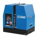 Генератор дизельный SDMO SD 6000 TE XL 5,2 кВт трехфазный