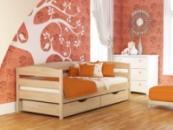 Деревянная кровать «Нота Плюс»