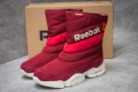Зимние ботинки в стиле Reebok  Keep warm, красные (30275),  [  37 38 39 40 41  ]