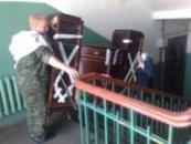 Погрузить мебель Киев и область