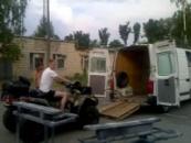 Перевозки квадроциклов, перевозим квадроциклы , транспорт для перевозки мототехники.