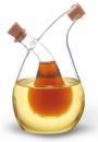 Емкость 2в1 Fissman для масла 350 мл и уксуса 70 мл стекло (FN-OV-7522_psg)