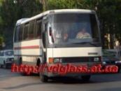 Лобовое стекло для автобусов Икарус Ikarus 365 в Никополе