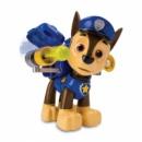Paw Patrol Jumbo Sized Action Pup, Chase, Щенячий патруль Большая фигурка Гонщика Чейза