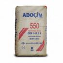 Цемент М550