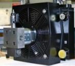Мобильный шестеренчатый насос высокого давления KRACHT KM1/гидропривод вентилятора