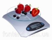 Весы кухонные электронные 1г- 5 кг Air Glass
