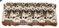 Головка блока цилиндров ГБЦ двигателя Kubota V2203 Carrier 4.134