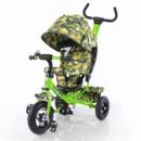 Велосипед 3-х колесный TILLY BT-Trike AIR green