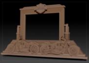 3D модель для (чпу) и для 3d-принтеров.