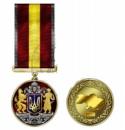 Медаль ВОЛОНТЕРАМ «ЗА ГІДНІСТЬ ТА ПАТРІОТИЗМ»