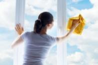 Для очистки окон и стекол