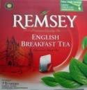 Чай Remsey English Breakfast Tea