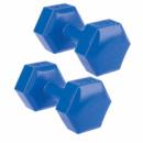 Гантели NUUI NISOS 2х3 кг Синий (nu005)