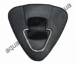 Буксировочный узел с кольцом (нержав.)