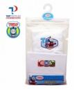Маечки детские набор 2 шт. «Паровозик Томас и Друзья», бренд «TDP Textiles» (Англия)
