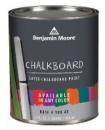 Грифельная краска Benjamin Moore CHALKBOARD колеруемая
