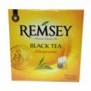 Чай черный REMSEY Black Tea klasyczna 75 пакетиков