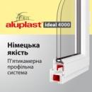 Aluplast ideal 4000