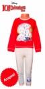 Пижама для девочек «101 долматинец» детская хлопковая, бренд «Disney» (Дисней)