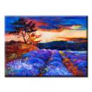 Картина Glozis Lavender Valley