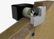 Приточно-вытяжная вентиляция с рекуператором Твин Фреш РА-50-2 для очень тонких стен