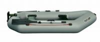 Надувная лодка Parsun 280T зеленая