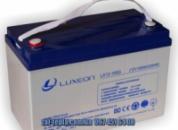 Аккумуляторная батарея Luxeon LX 12-100G(гель)