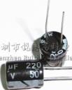 Электролитический конденсатор 50V220UF