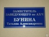 Таблички вывески указатели житомир, объемные буквы житомир