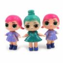 Кукла ЛОЛ 3 капсулы в 1 наборе LOL UNDER WRAPS 3в1 реплика