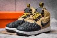 Кроссовки мужские в стиле Nike LF1 Duckboot, песочные (14793),  [  41 42 43 44 45  ]