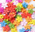 Гудзики «Квіточки»