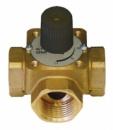 Кран распределительный (смесительный) трехходовой Herz 1«механический