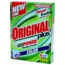 Стиральный порошок Original Plus Color 0,6 кг (для цветного)