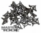 Крестики дистанционные многоразовые тип 1, 1,5 мм 30 шт MasterTool 81-0615