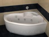 Акриловая ванна Koller Pool Karina 1500х1000х420 (Левая)