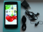 Бюджетный смартфон Sony Xperia ( 2sim, экран 4,6« Android 4.2.2,GPS)