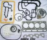 Комплект прокладок двигателя Kubota V2203 Carrier CT4.134 25-39006-00