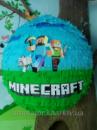 Пиньята Майнкрафт (Minecraft), 165 см окружность