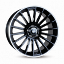 18 8,0 5x112 ET45 DIA66,6 Keskin Tuning KT15 SPEED KT158018511245BLP black lip polished