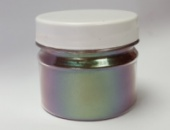 Пигмент Хамелеон Tricolor 39IO Хаки-фиолетовый-оливковый(10г)