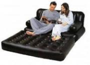 Надувная мебель: диваны, кресла, кровати