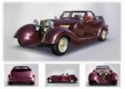 Изготовление эксклюзивных автомобилей по индивидуальным заказам.